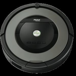 שואב אבק רובוטי דגם iRobot Roomba 866