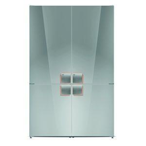מקרר דלת ליד דלת בעיצוב פיליפ סטארק מבית gorenje דגם NRK612ST
